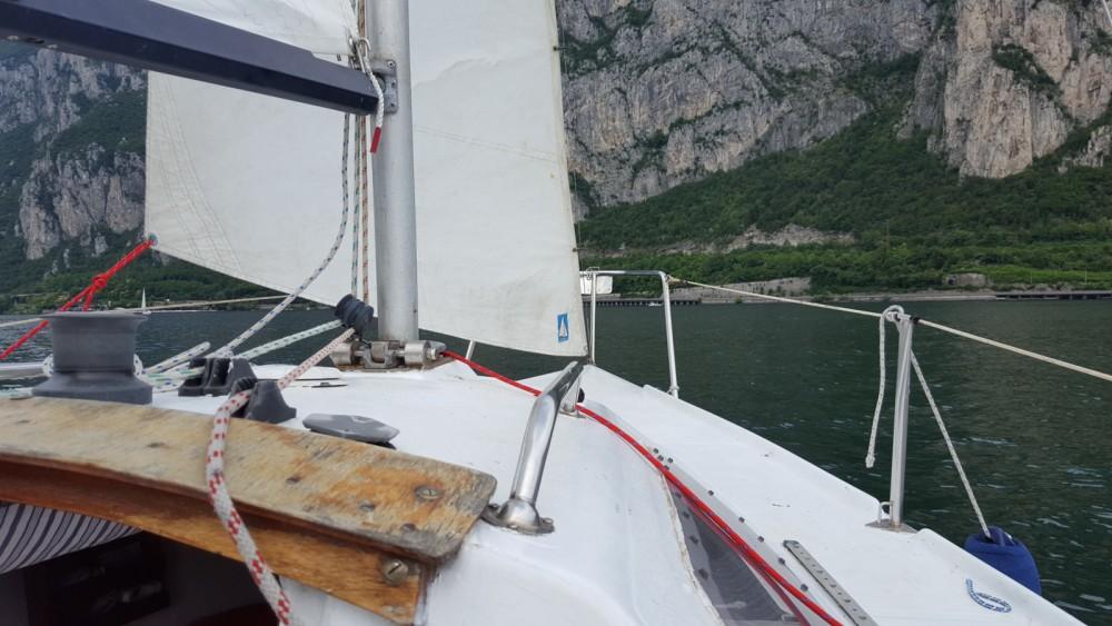 Boat rental Kelt Kelt 550 Q in Malgrate on Samboat