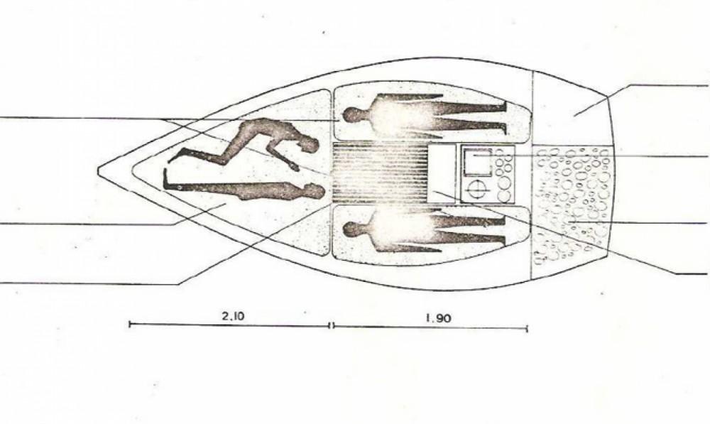 Boat rental Malgrate cheap Kelt 550 Q