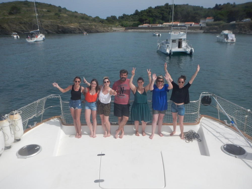 Boat rental Canet-en-Roussillon cheap Cumberland 44