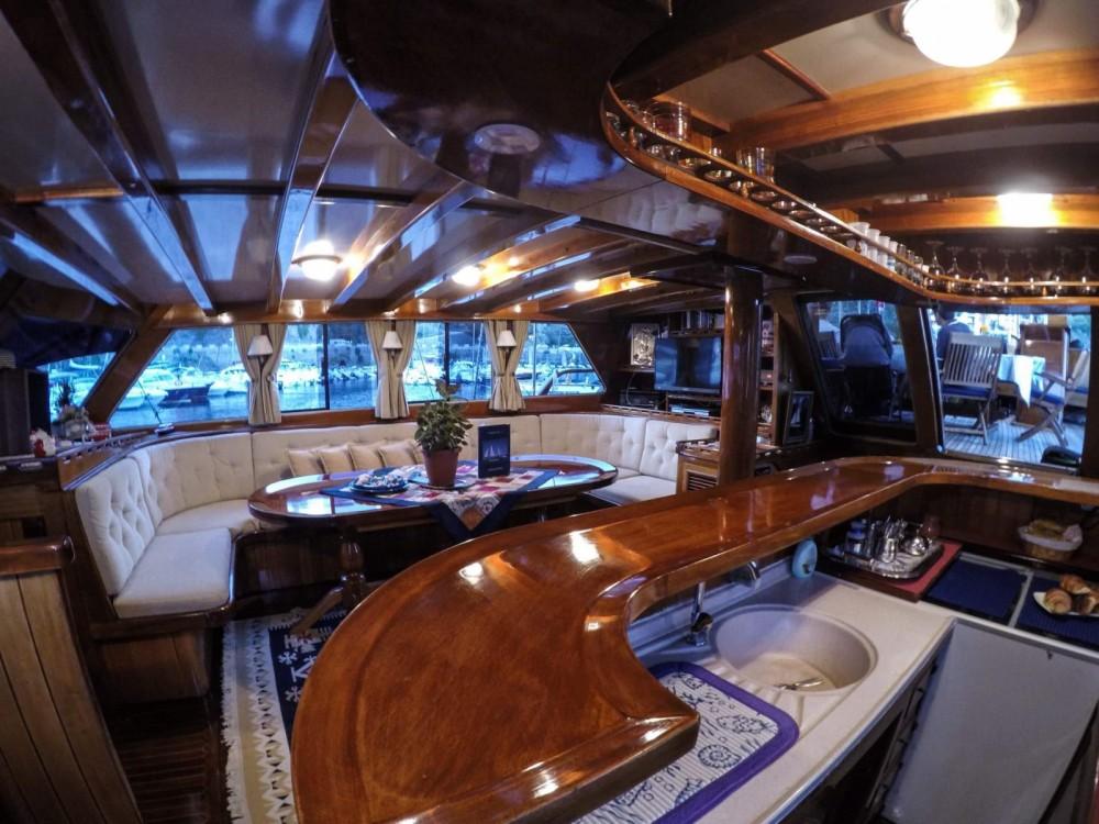 Rental Sailboat in Leni - Caicco Caicco