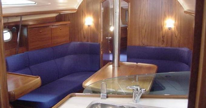 Rental Sailboat in Alimos - Jeanneau Sun Odyssey 35