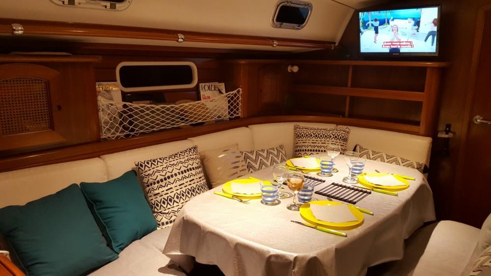 Rental yacht Ajaccio - Bénéteau Beneteau 50 on SamBoat