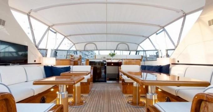 Rental yacht Tétouan - Mangusta Mangusta 80 open on SamBoat
