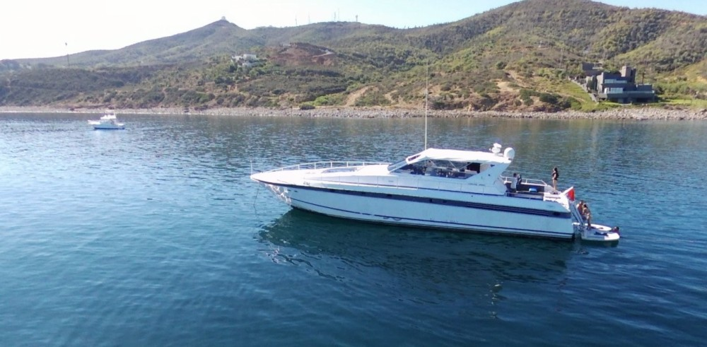 Hire Yacht with or without skipper Leopard Allyene عليين