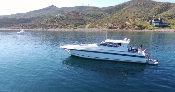 Rental Yacht Arno Leopard with a permit