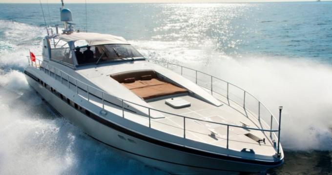Boat rental Port Marina Smir cheap Leopard 72 Sport