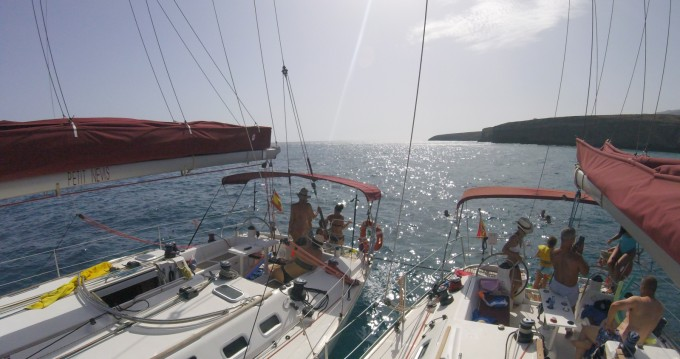 Boat rental Jeanneau Sun Fast 43 in Morro Jable on Samboat