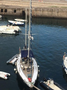 Nelson Yachts Nelson 46 between personal and professional Procida