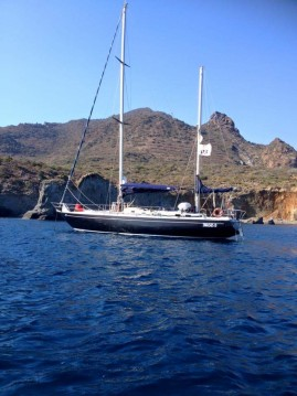Rental Sailboat in Procida - Nelson Yachts Nelson 46