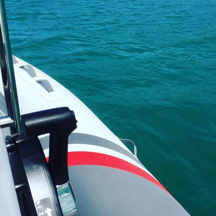 Rental yacht Fort-de-France - 3D Tender Stealth RIB 460 on SamBoat