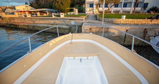 Rental Motorboat in Vrsar-Orsera - Marinello MARINELLO 22 EDEN OPEN