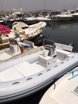 Rental RIB in Naples - Asso Asso 57C