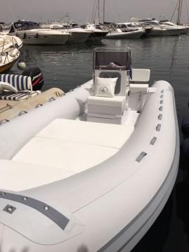 Boat rental Naples cheap Asso 57C