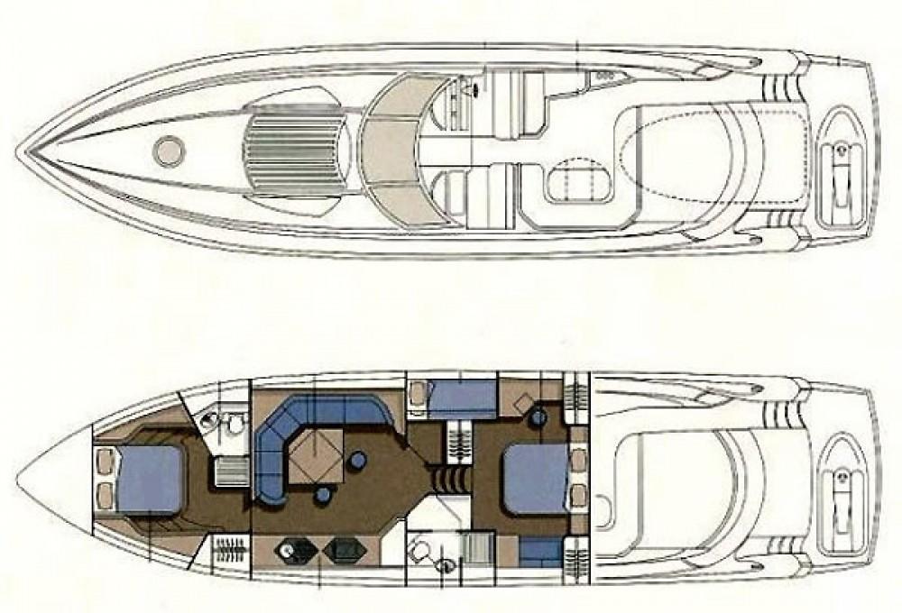 Boat rental Sunseeker Predator 68 in Monopoli on Samboat