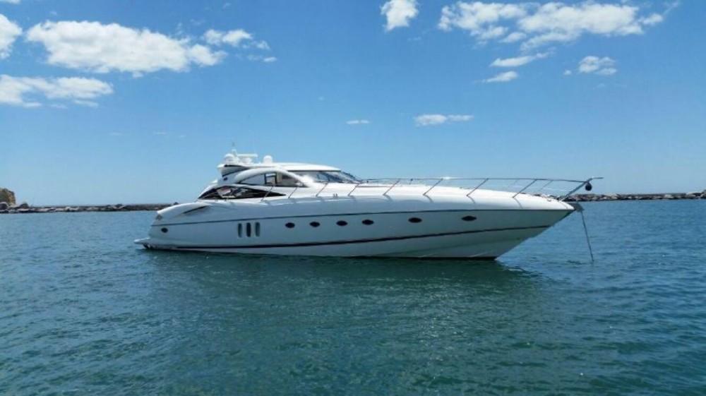 Rental Yacht in Monopoli - Sunseeker Predator 68