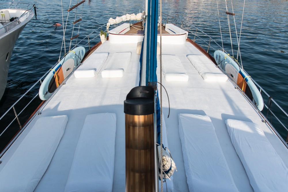 Hire Sailboat with or without skipper Gulet Castellammare di Stabia