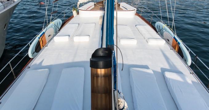 Rental yacht Castellammare di Stabia - Gulet Caicco turco on SamBoat