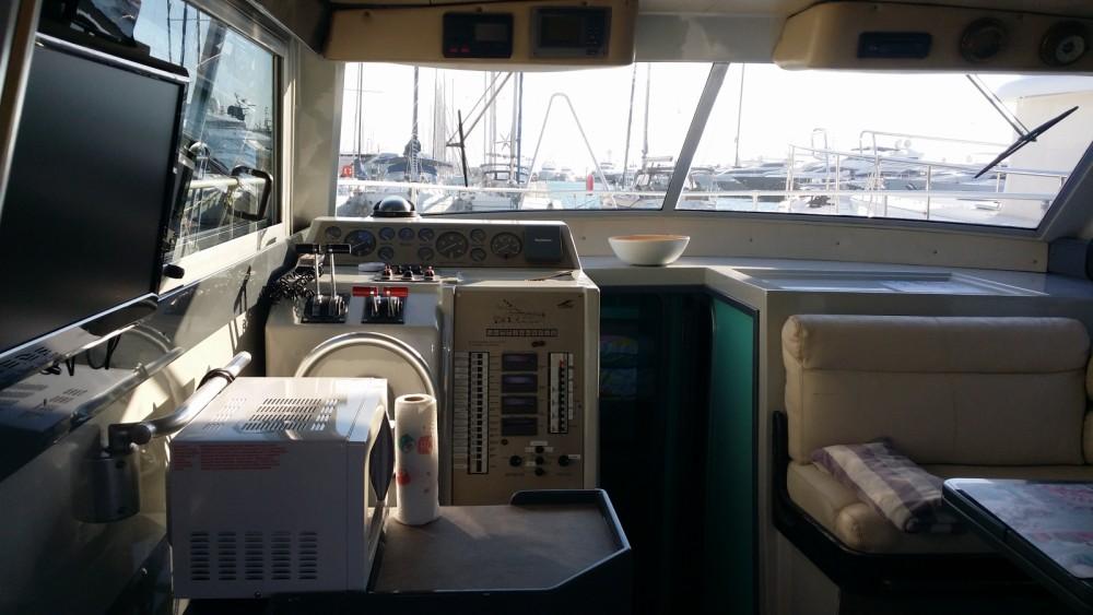 Boat rental Cannes cheap Altura 36