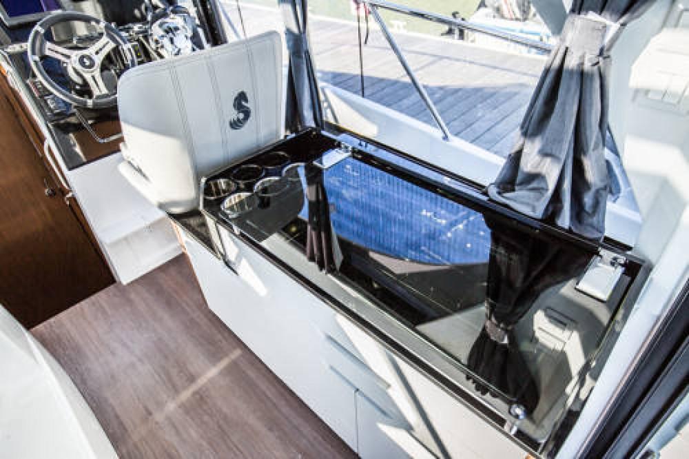 Boat rental Ajaccio cheap Antares 9 OB