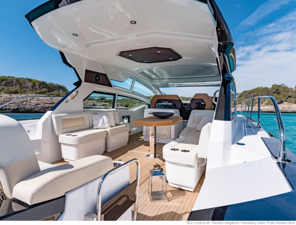 Rental Motor boat in Ajaccio - Bénéteau Gran Turismo 46