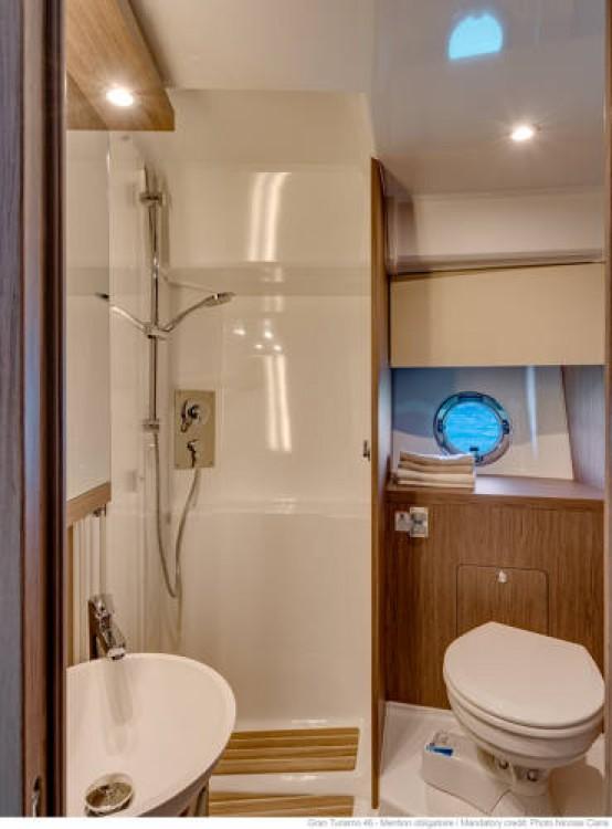 Boat rental Ajaccio cheap Gran Turismo 46