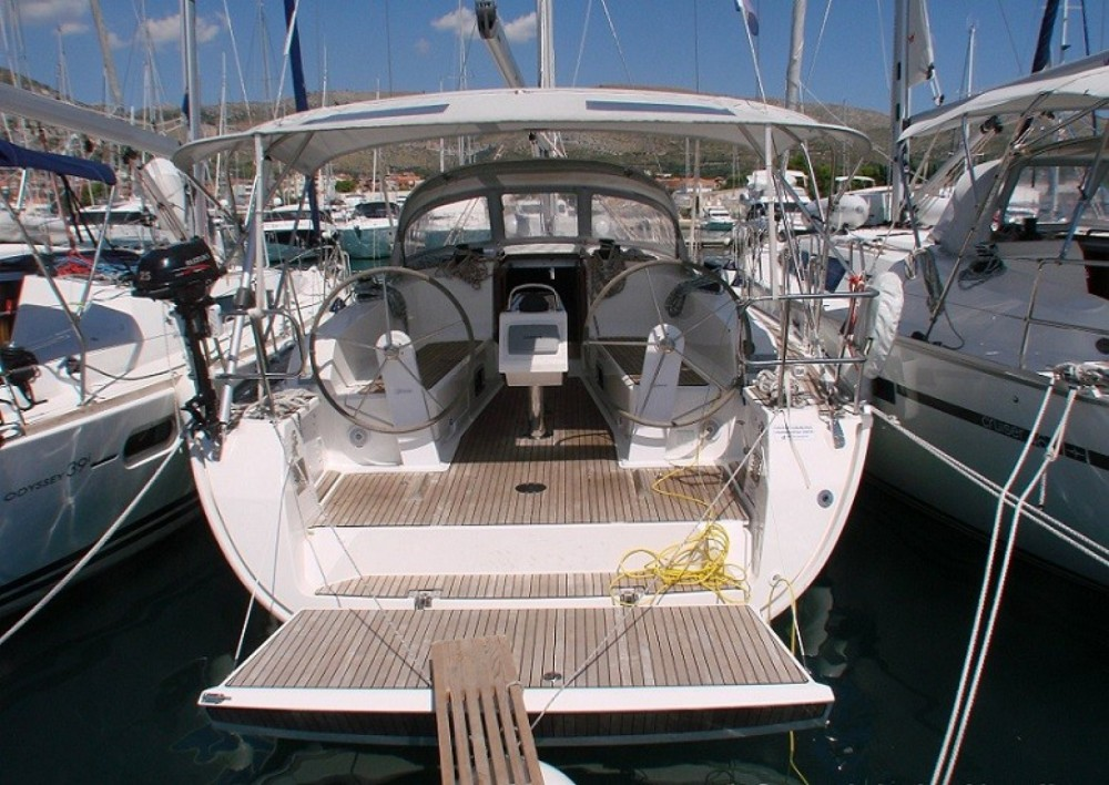 Hire Sailboat with or without skipper Bavaria Preveza
