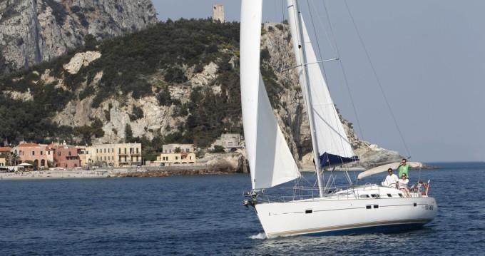 Hire Sailboat with or without skipper Bénéteau Finale Ligure