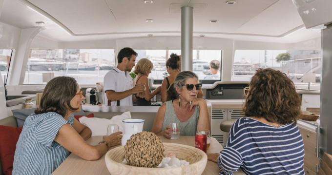 Boat rental Bali Catamarans Bali 4.1 in Barcelona on Samboat