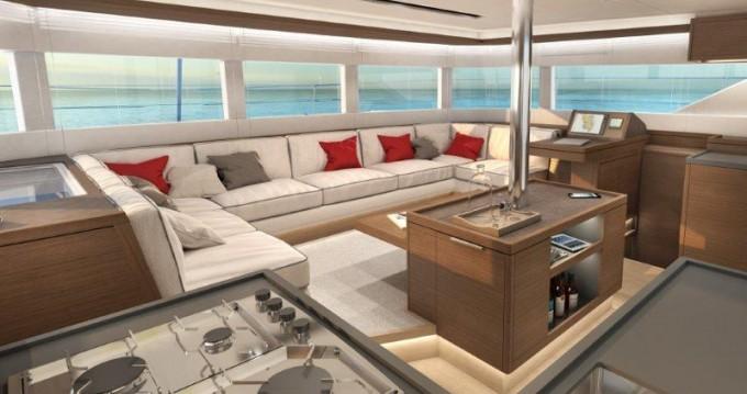 Rental yacht Alimos - Lagoon Lagoon 50 on SamBoat