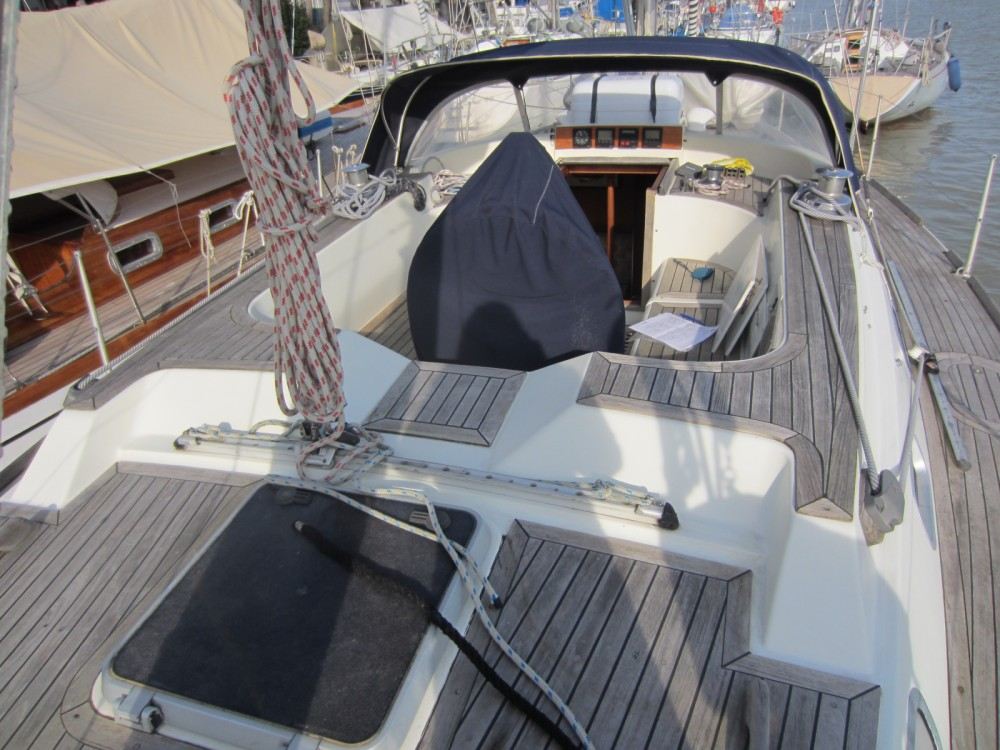 Hire Sailboat with or without skipper Westerly Corfu