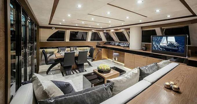 Rental yacht Tortola - Sunreef Sunreef 60 on SamBoat