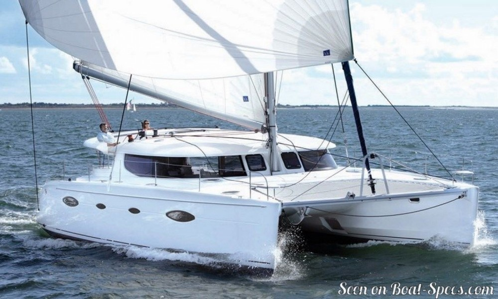 Fountaine Pajot Salina 48 between personal and professional Phuket