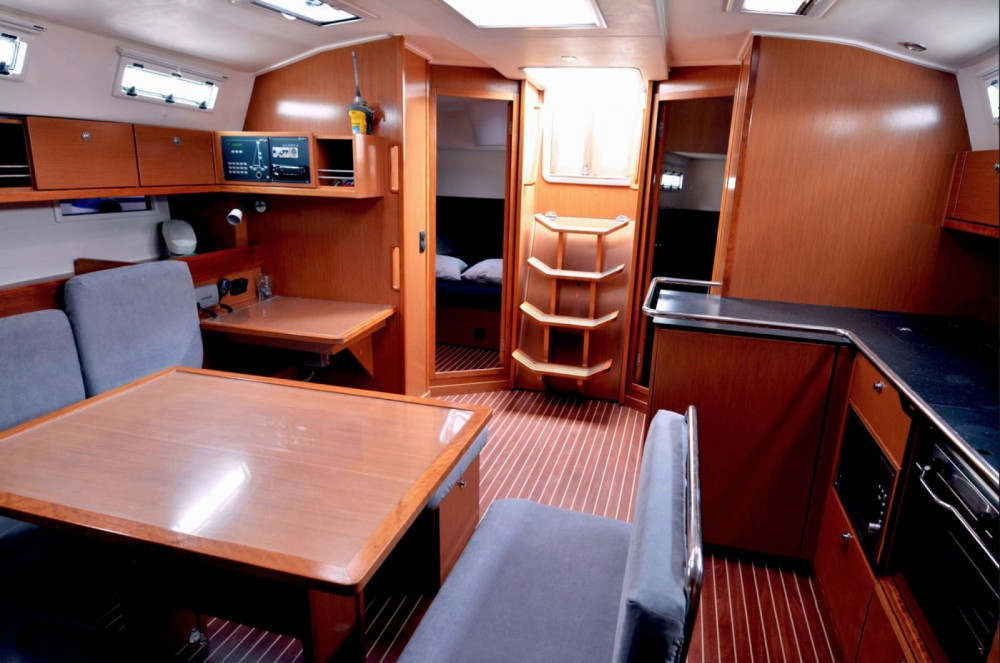 Rent a Bavaria Cruiser 45 Kavala