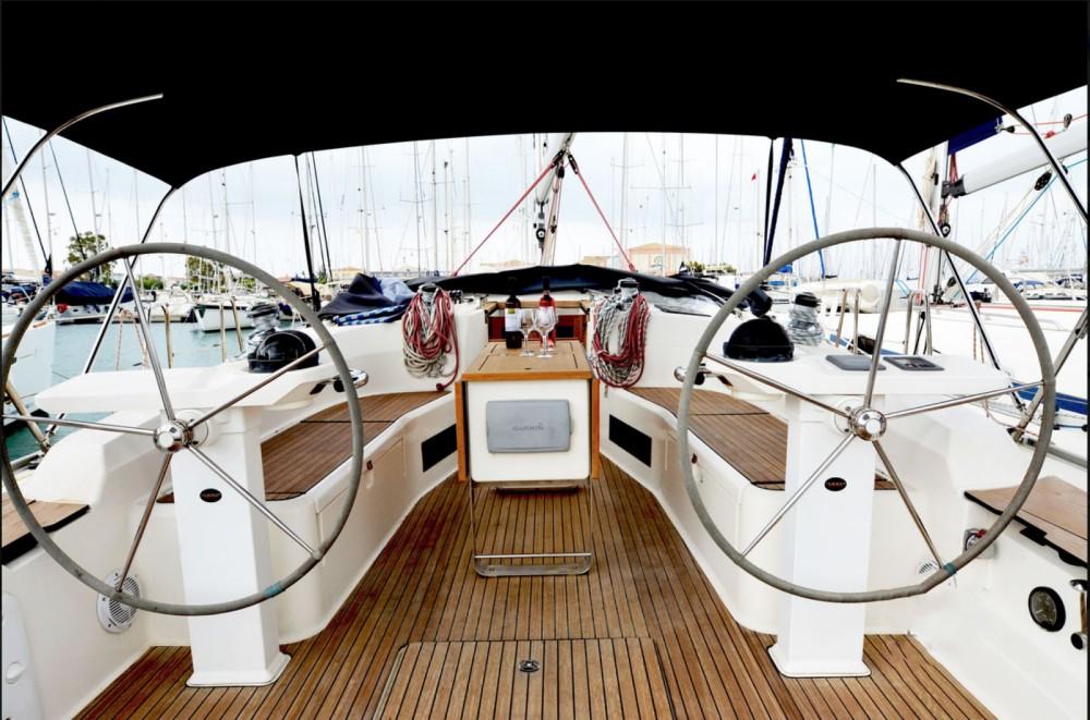Bavaria Cruiser 45 between personal and professional Kavala