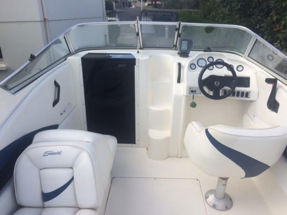 Boat rental Sea Swirl 208 cuddy in Granville on Samboat