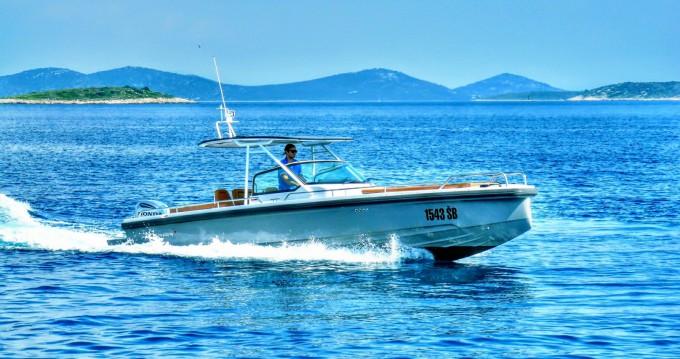 Boat rental Šibenik cheap 28
