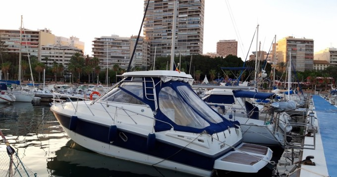 Rental yacht Santa Cruz de Tenerife - Cranchi Zaffiro 32 on SamBoat