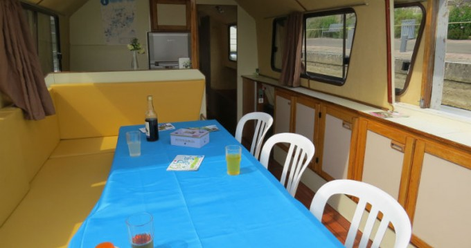 Rental yacht Sablé-sur-Sarthe - Jeanneau Marina 1400 on SamBoat