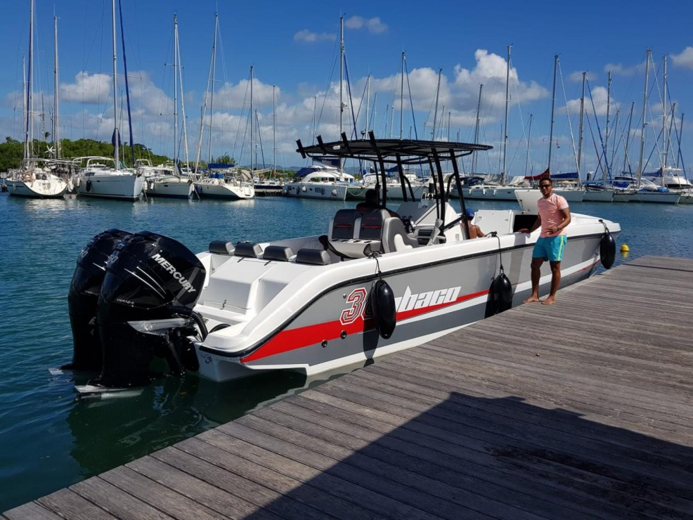 Rental Motor boat Abaco with a permit