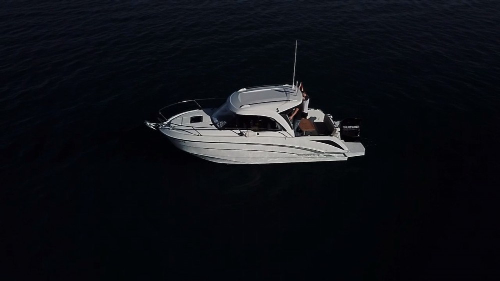 Motor boat for rent Vandellòs i l'Hospitalet de l'Infant at the best price