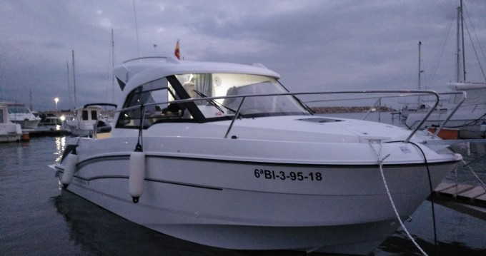 Boat rental Vandellòs i l'Hospitalet de l'Infant cheap Antares 7