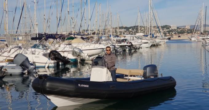 Rental RIB in Marseille - Bombard Explorer 640 SB