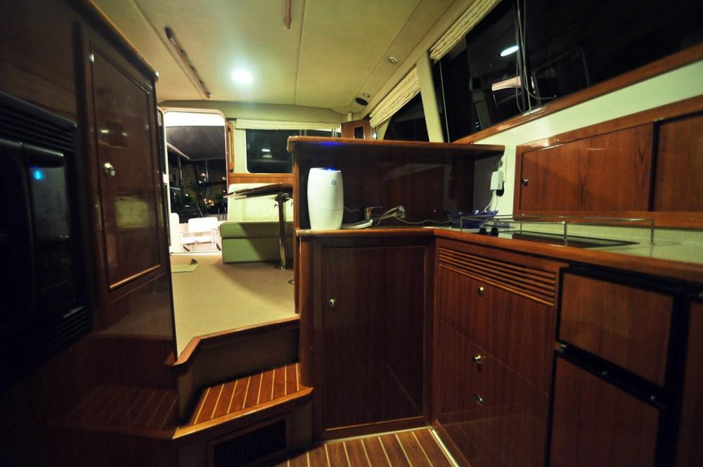 Rent a Riviera Riviera 40 Open Flybridge