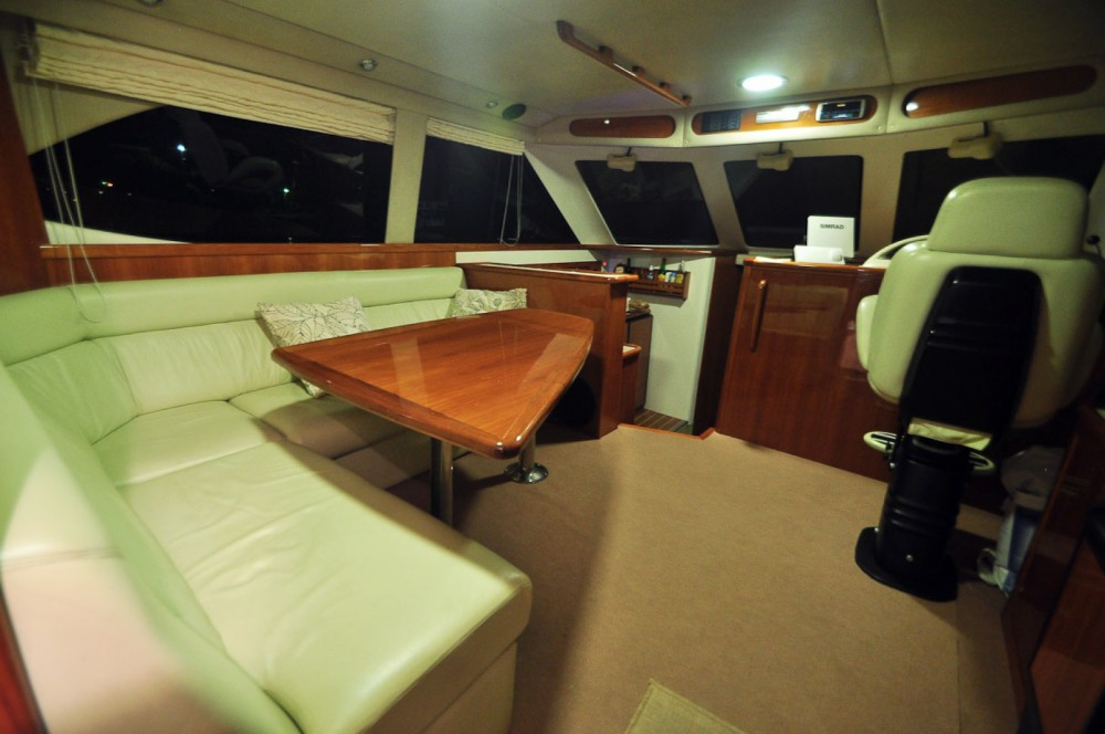 Rental Yacht Riviera with a permit