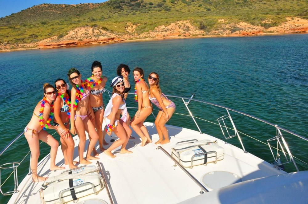 Boat rental  cheap Riviera 40 Open Flybridge