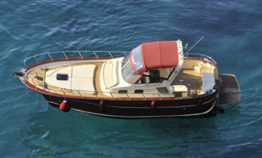 Rental Motor boat Apreamare with a permit