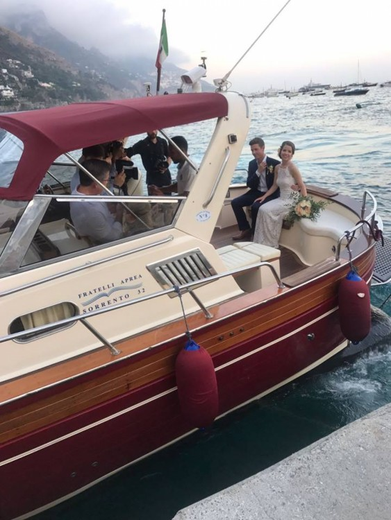 Rental yacht Positano - Apreamare Fratelli Aprea 32 on SamBoat