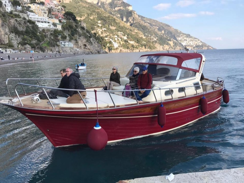 Boat rental Apreamare Fratelli Aprea 32 in Positano on Samboat