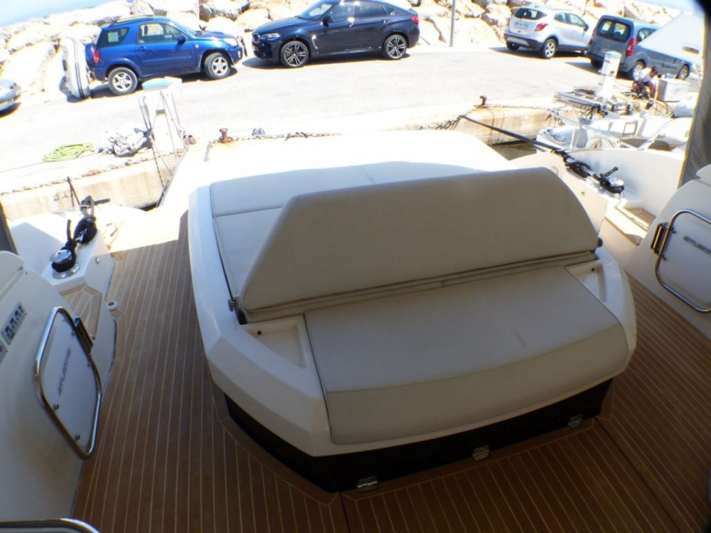 Azimut Atlantis 58 between personal and professional Cogolin