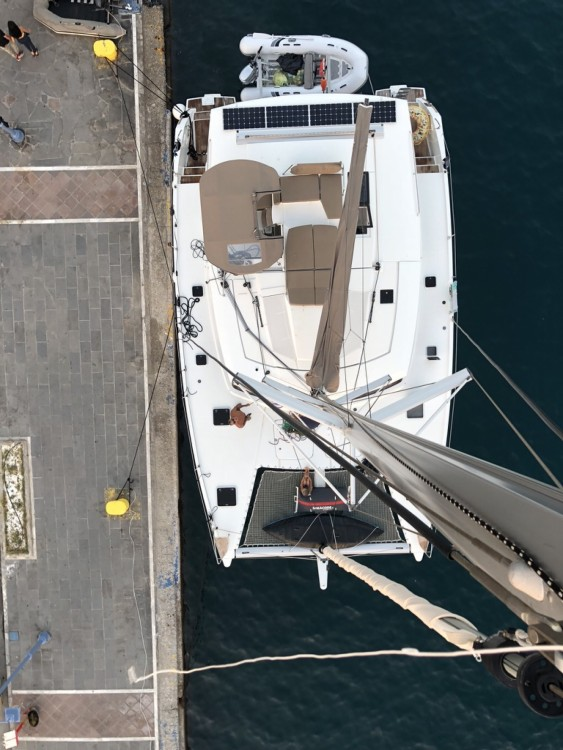Rental yacht Ajaccio - Fountaine Pajot Helia 44 Maestro on SamBoat